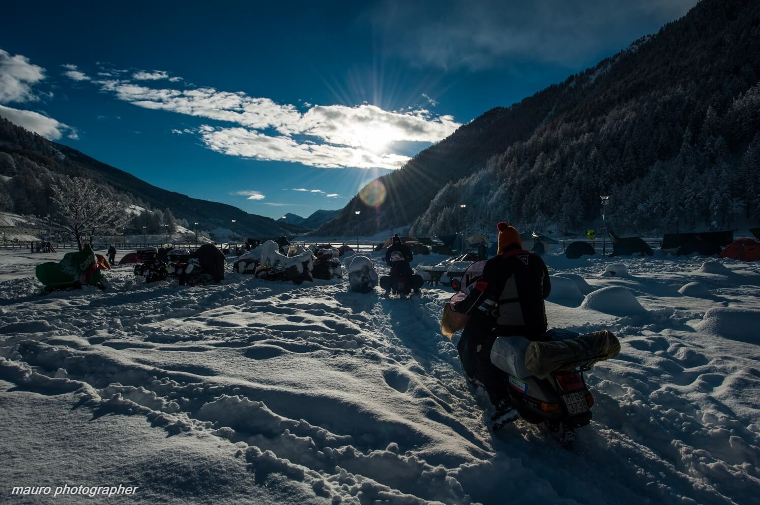 Agnellotreffen 2014 - Il motoraduno più alto d'Italia