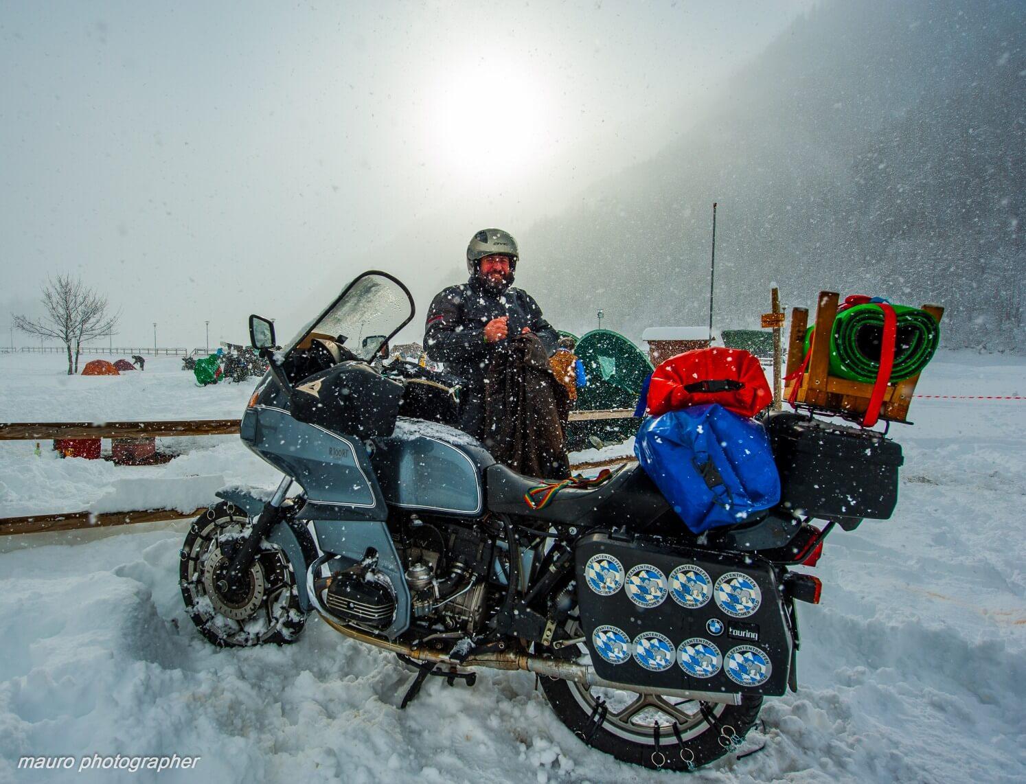 Agnellotreffen 2014 - Neve ce n'è?